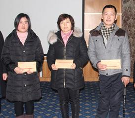 扶贫济困 大爱暖心——红豆集团节前慰问40多名困难员工